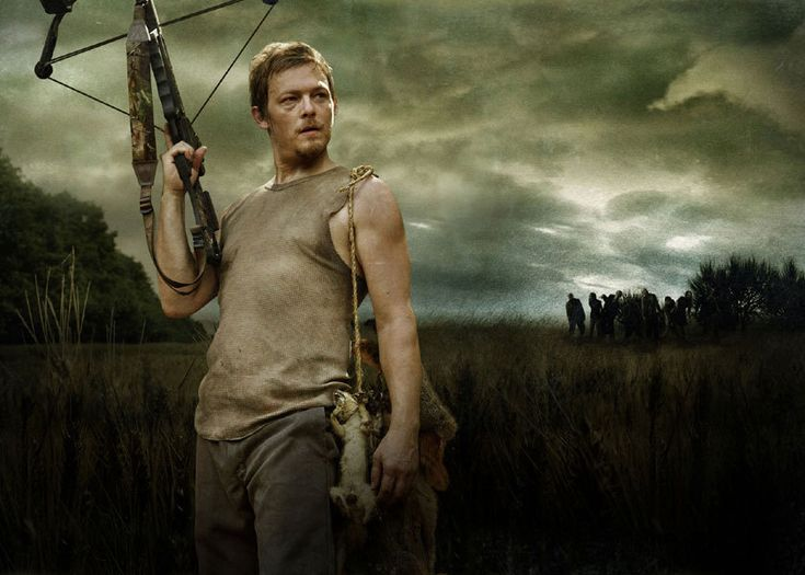 Survive the apocalypse with Daryl