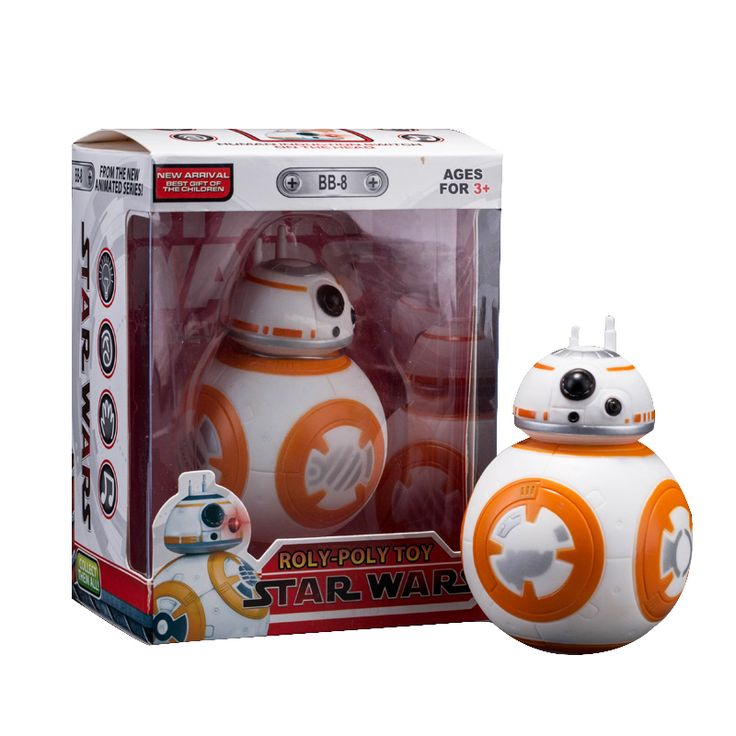 Rogue One BB8 Droid Collectible http://s.click.aliexpress.com/e/rfIE2Fa