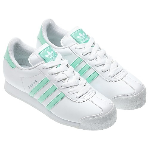 adidas samoa green