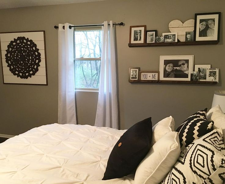 Master Bedroom Decor, DIY Decor, Black and White Decor, Farmhouse Style, Farmhouse Decor, Modern Farmhouse, Hobby Lobby Decor,   See Instagram photos and videos from Robin Norton (@rocknrob)