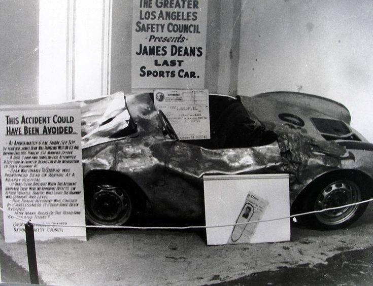 james dean funeral photos | JAMES DEAN MEMORIAL JUNCTION