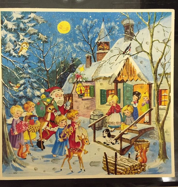 1000+ Images About Advent Calendars On Pinterest