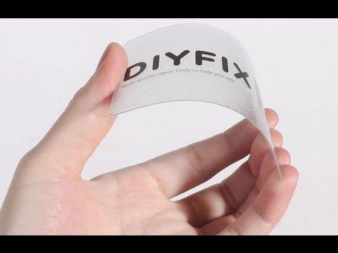 Нужный инструмент DIYFIX карточки для срезания тачскринов на телефонах и...