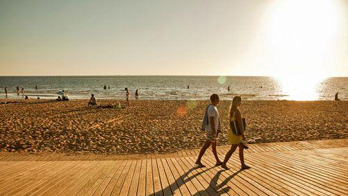 You'll take away pieces of Victoria #Australia #Travel #Tourism St Kilda Beach Melbourne