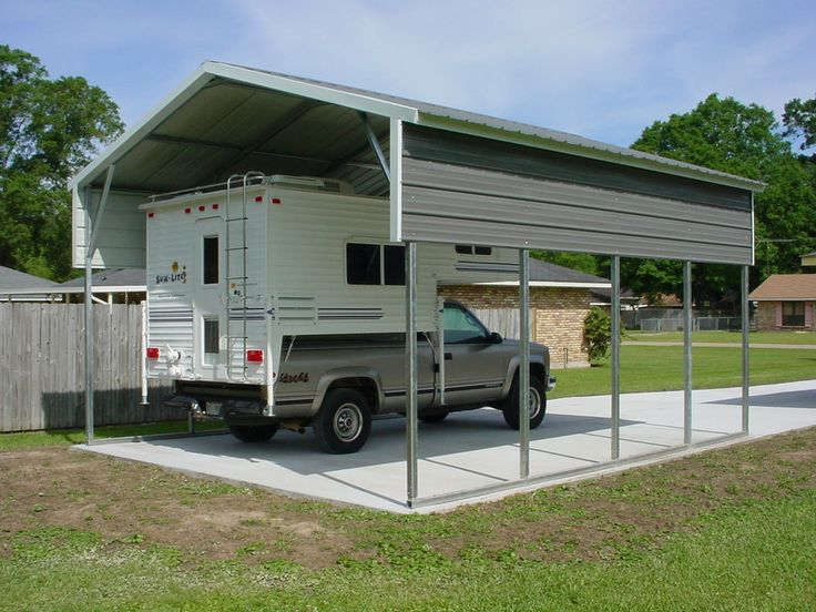 150 best images about rv antennas on pinterest radios for Metal rv garage