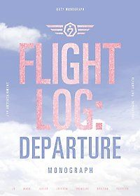 Got7 (GOT7) - FLIGHT LOG: DEPARTURE GOT7 MONOGRAPH [DVD] No Return