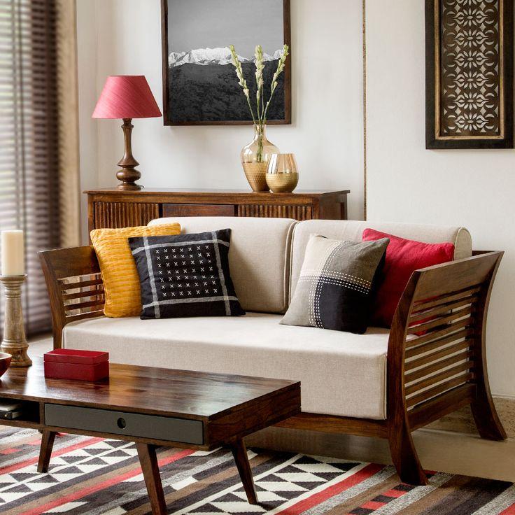 Wooden Sofa Set Google Search Ideas Pinterest