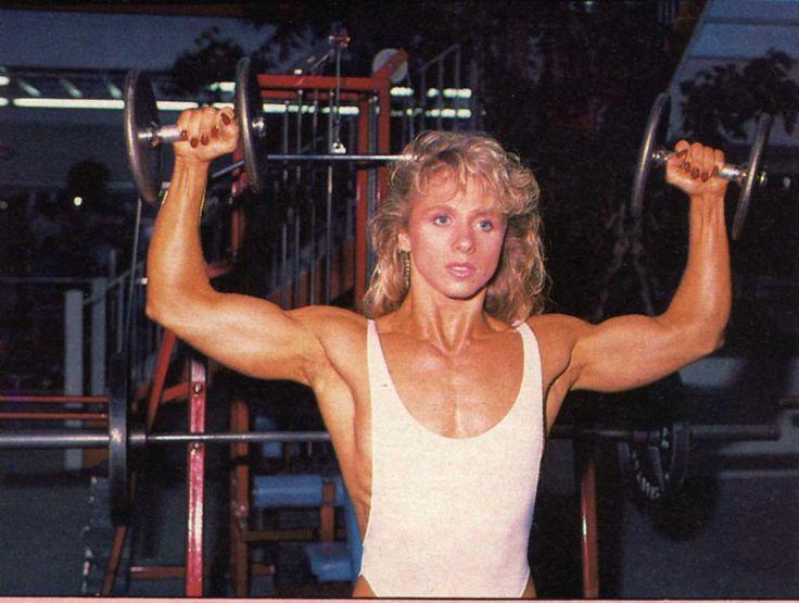 Deanna Panting Retro Bodybuilding 2 Pinterest Female Athletes Fitness Modeling And