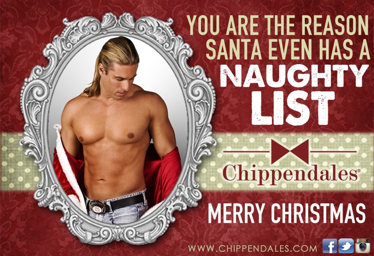Share These Chippendales E Cards With Your Facebook