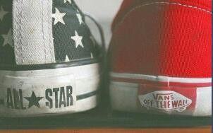 All star vs vans
