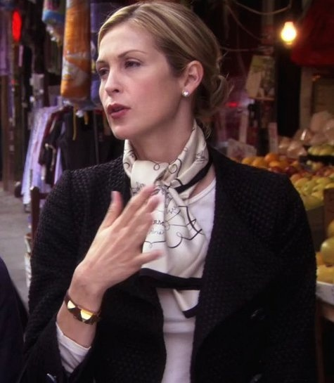 I love the Gossip Girl character Lily Bass. She has a style that's very minimalistic and graceful.