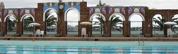 North Sydney Council - Pool & Lane 9 Gym