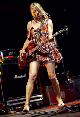 Kim Gordon/ sonic youth
