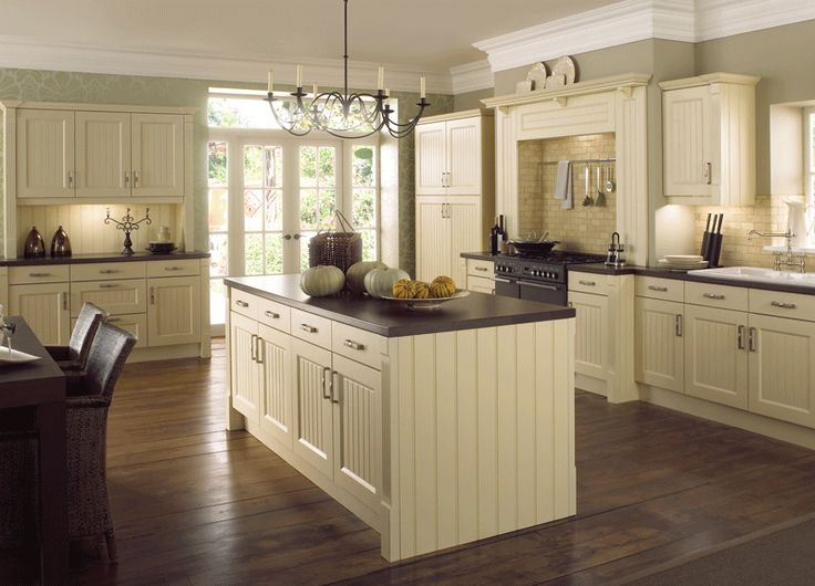 Off White Country Kitchens