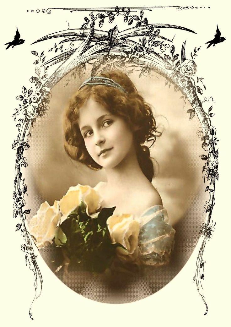 Details zu Shabby-chic**Möbeltattoo**Transparent**Nr.: 127 French-Vintage-Decor**Wf  Vintage ...