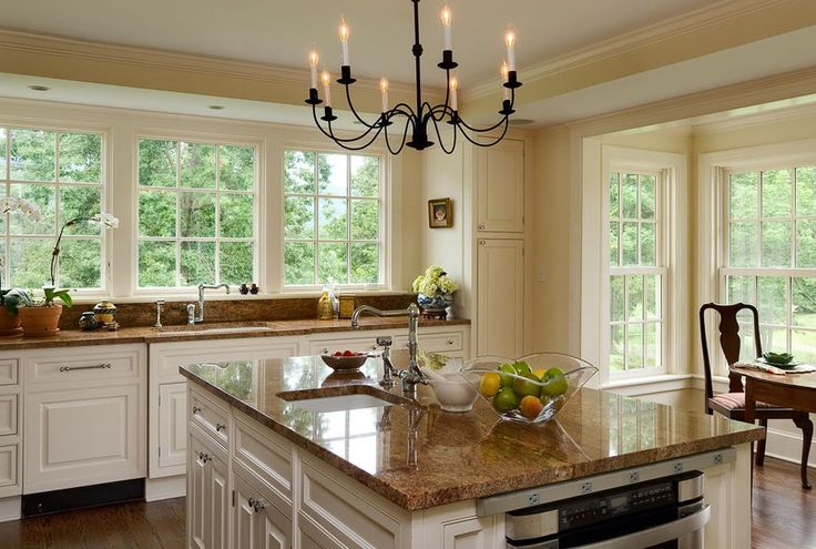 choosing granite countertops kitchen traditional with summer home steel bread knives
