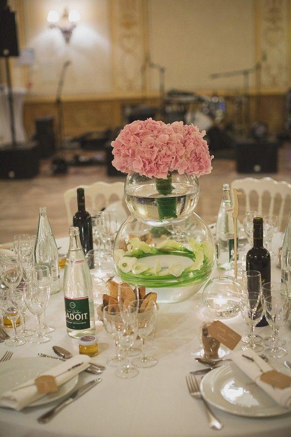 hydrangea wedding centrepiece   Image by Doctib Photo