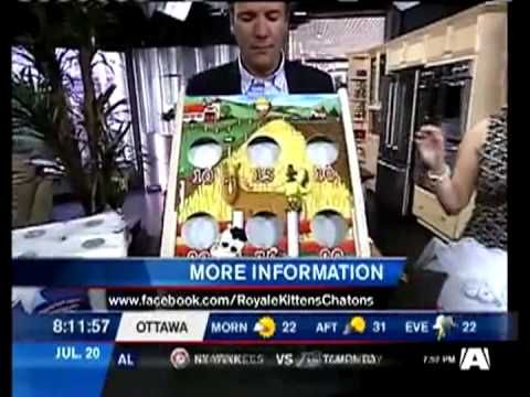 Buy Canadian First on /A\ Morning Ottawa: Outdoor living made in Canada - June 2010