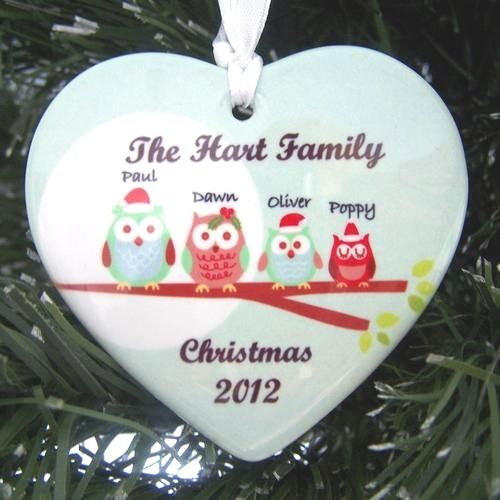 7 best images about baby 39 s 1st christmas gifts on for Baby name decoration ideas
