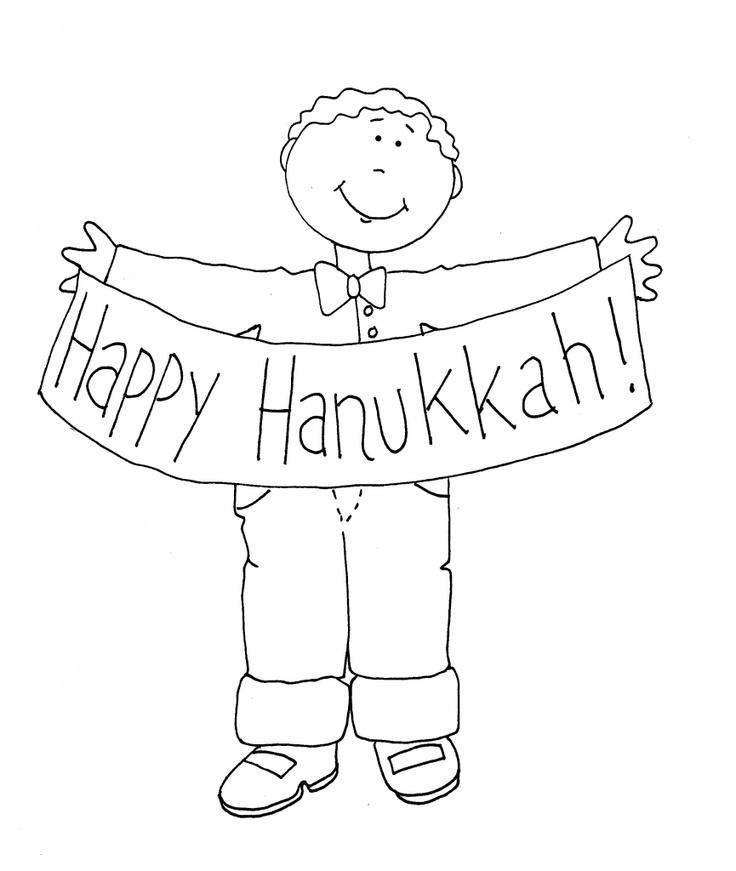 138 best Hanukkah Coloring Pages images on Pinterest ...