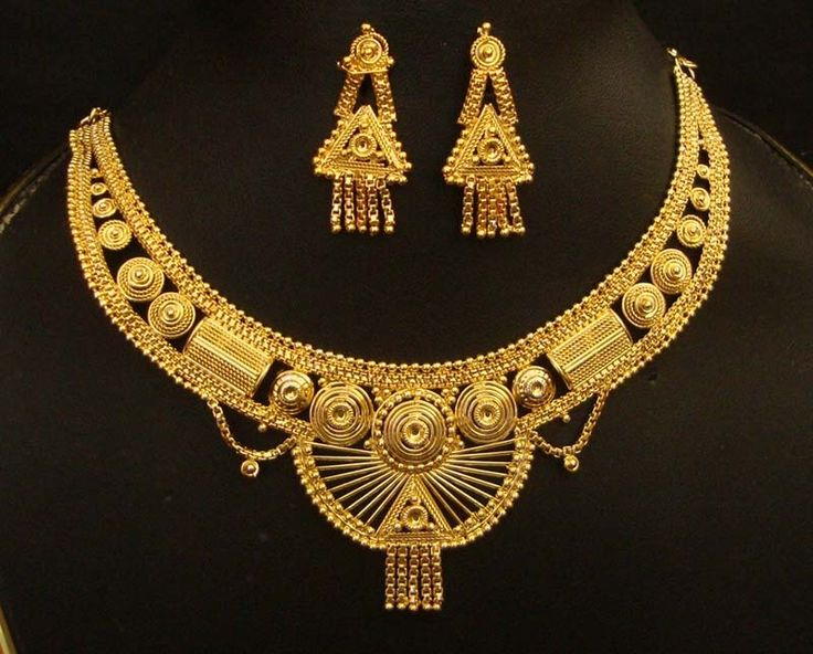 ♔ Middle East Jewellery Sets