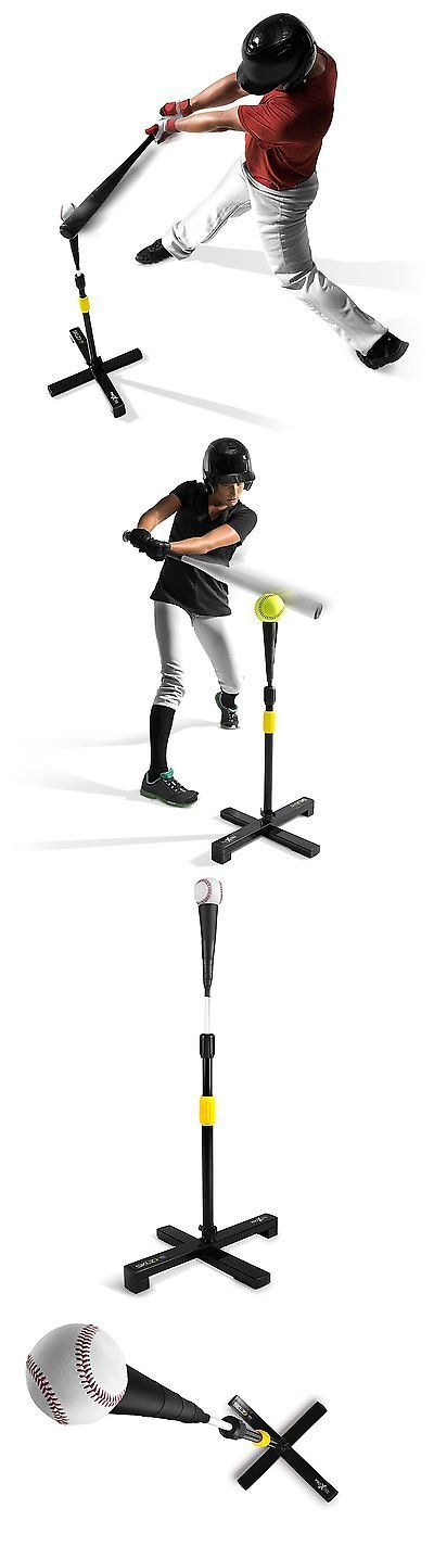 Other Baseball Training Aids 181332: Sklz Pro X Tee Single - Industrial Grade Baseball Batting Tee -> BUY IT NOW ONLY: $38.99 on eBay!