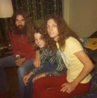 Allen, Leon and Linda Blair.
