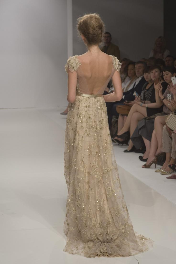 Peter Langner Bridal Show Live From Rome (BridesMagazine.co.uk)