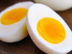 14 denní dieta s vařeným vajíčkem, se kterou budete maximálně spokojeni