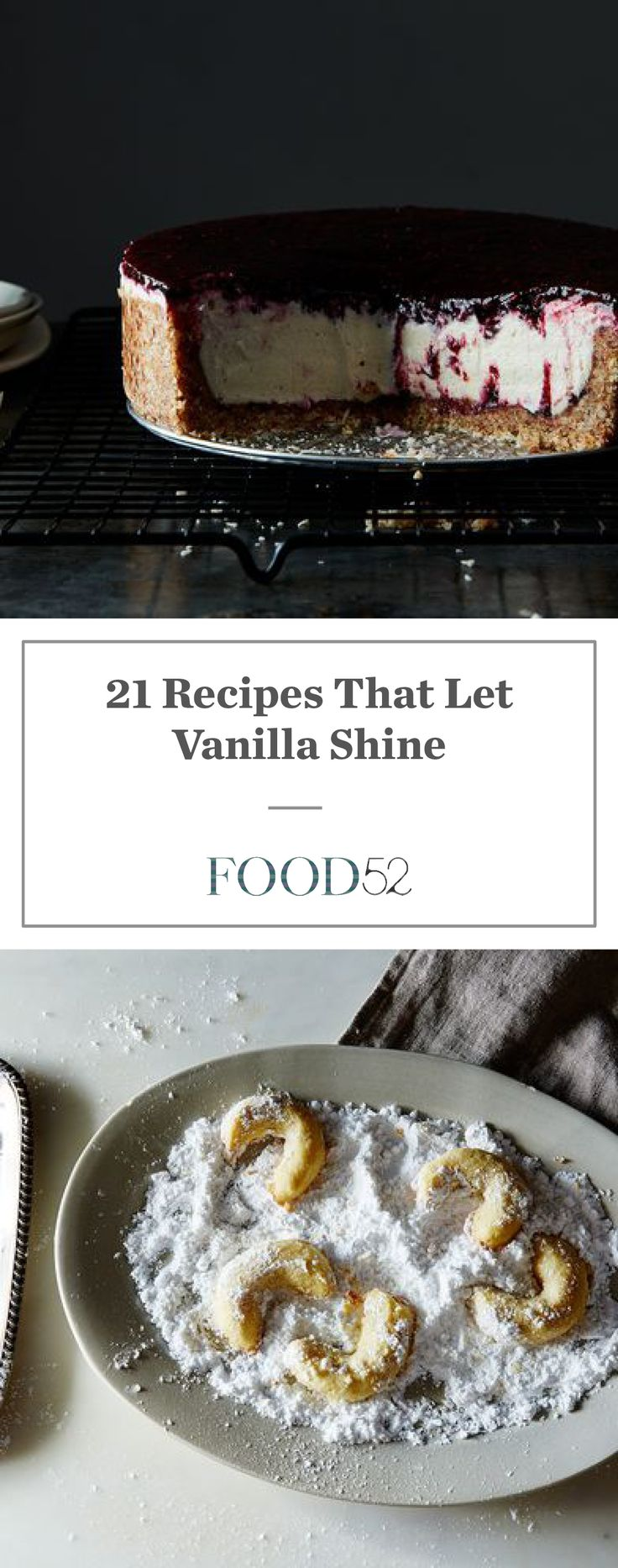 210 best dessert recipe collections images on pinterest mason jar 13 recipes that let vanilla shine recipe collections food 52 forumfinder Images