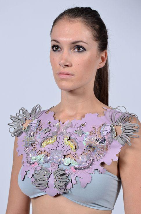 Loughborough Textiles Graduates | Flair | Amy Fox