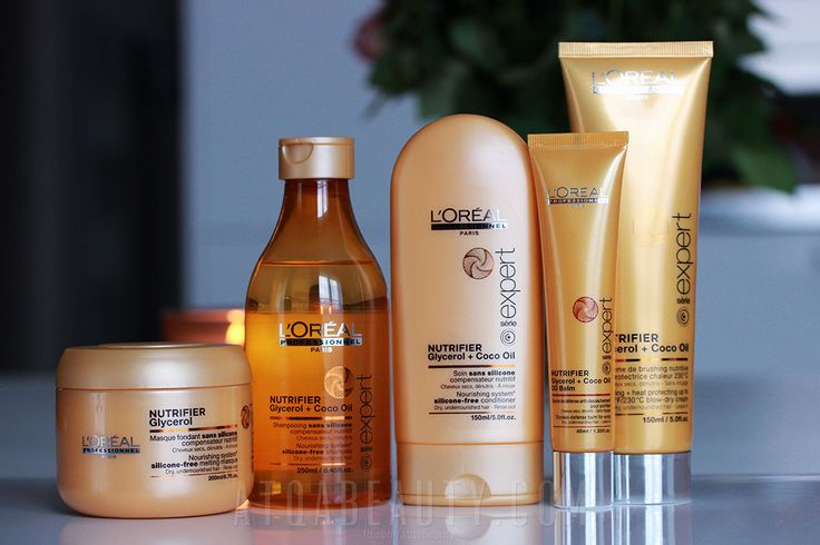 L'Oréal Professionnel Serie Expert Nutrifier  #loreal #lorealprofessionnel #haircare #shampoo #conditioner #hairmask #szampon #maskadowlosow #odzywka