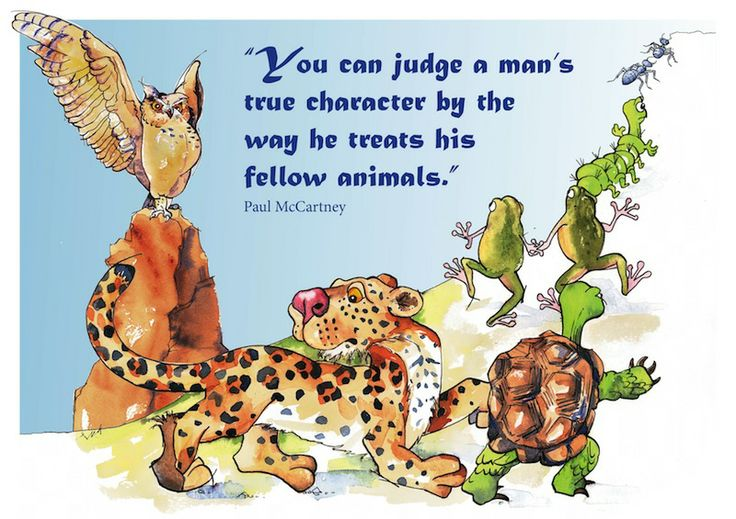 """Beautiful wall art: Line of animals and """"critters"""". Instant download. Great for a nursery, child's room or any room in your home. Visit our Etsy Store: www.etsy.com/shop/KidsinBooks"""