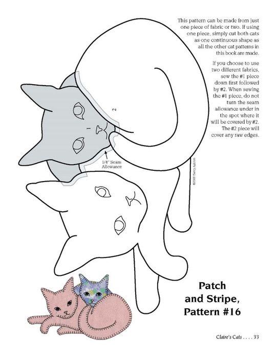 PATCHWORK, punto y seguido. (pág. 303) | Aprender manualidades es facilisimo.com