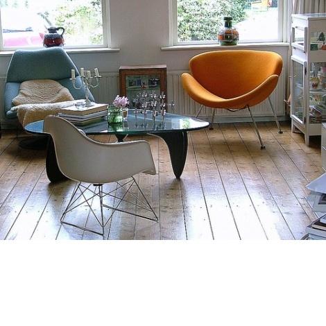 Charles und Ray Eames: das amerikanische Design der Jahrhundertmitte