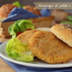 Hamburger di patate e zucchine ricetta secondo bambino semplice veloce economico vegetariano Statusmamma blogGz Giallozafferano