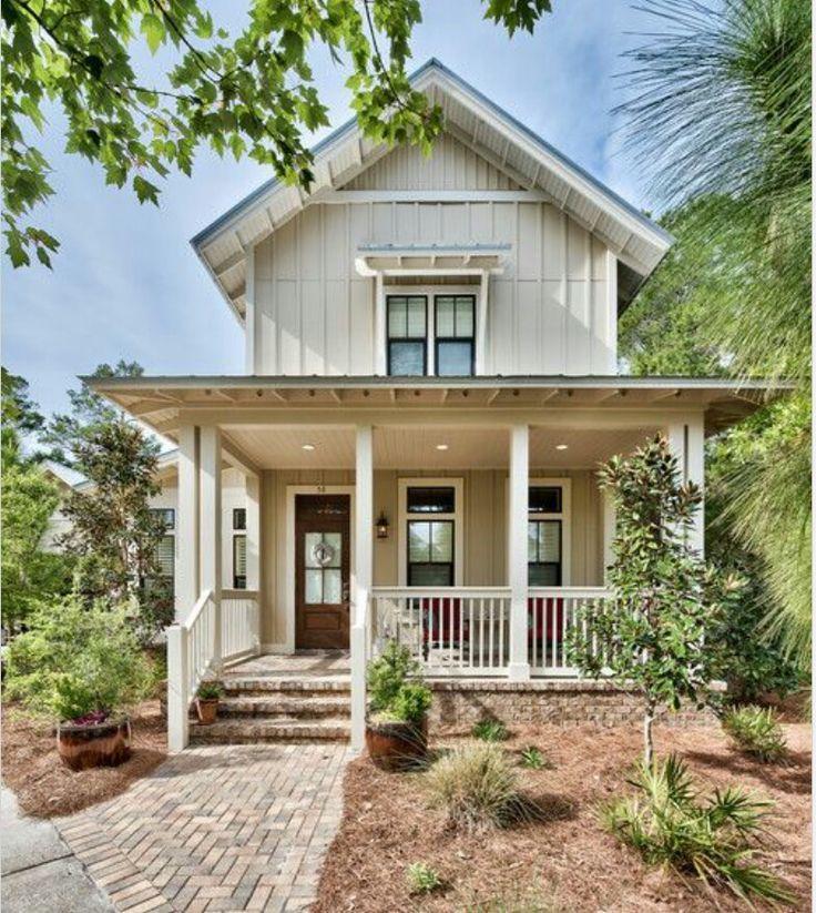 Sea Nest coastal cottage home plan 597