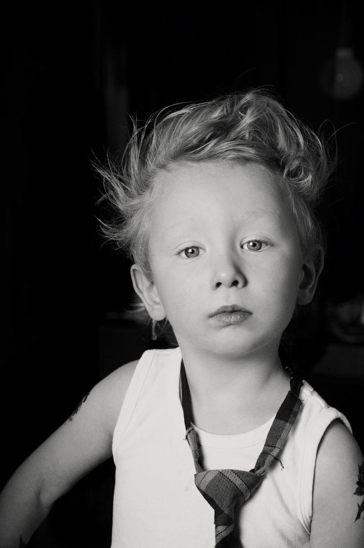 Model: Gustav Foto: Rikke Skov