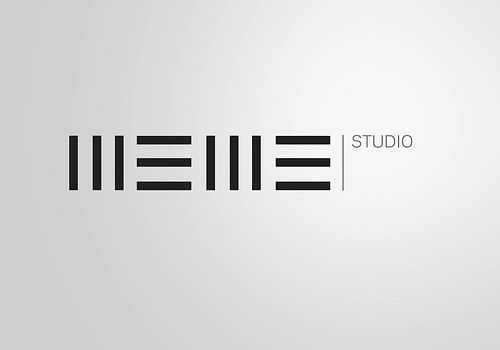 logo MEME Studio Architects by MARIN DSGN, via Flickr