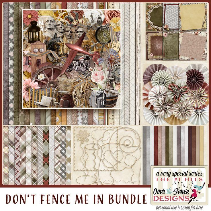 Personal Use :: Bundled Deals :: Don't Fence Me In Bundle
