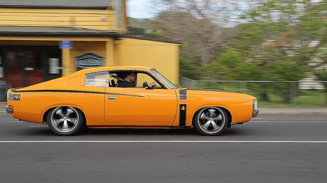 Those Aussie Dodge Chargers have a great style to them! www.zimmermotors.com