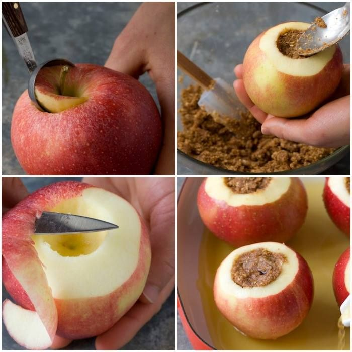 easy healthy baked apples