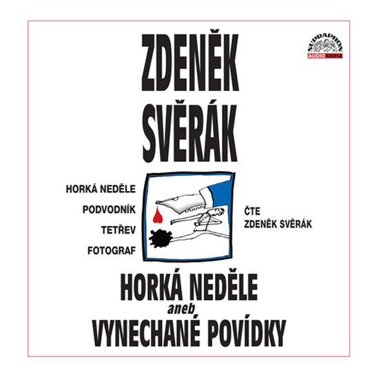 Ďalšie humorné poviedky Zdeňka Svěráka ako audiokniha