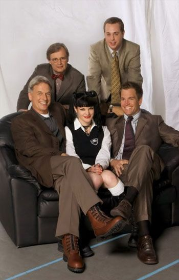 Original NCIS team. Special Agent Leroy Jethro Gibbs is leader of a team of special agents belonging to the NCIS.