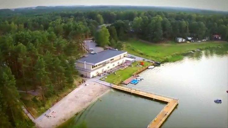Gwizdowka, small resort in Kaszuby DJI Video by StudioGO