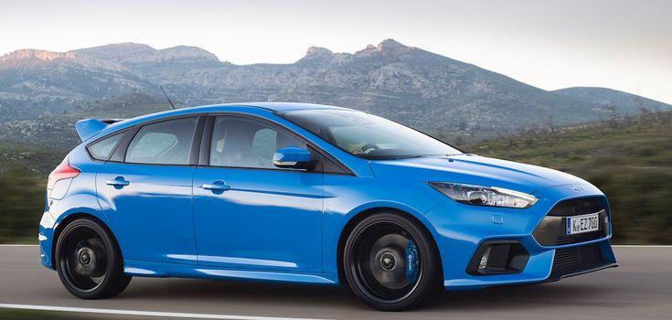 Wie funktioniert das Allrad im neuen Ford Focus RS 2016? Wie fährt sich der neu gebaute Focus RS 2016? Alle Vorteile und Nachteile des neuen Focus RS 2016