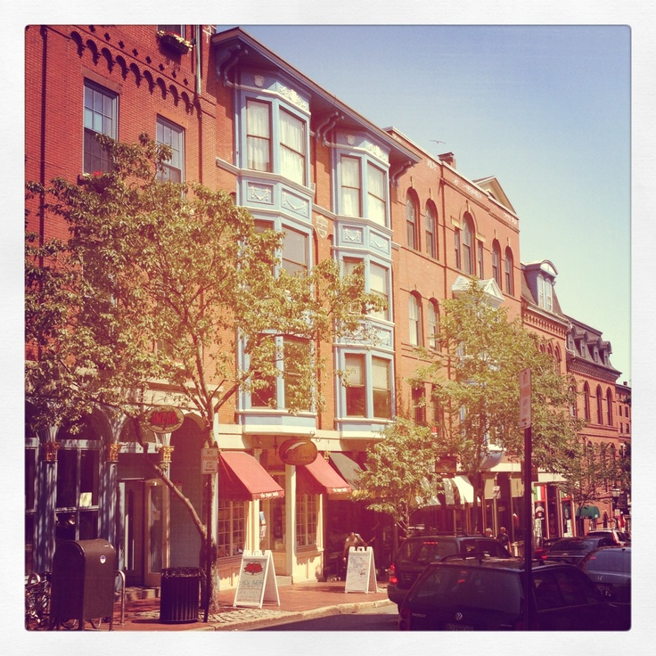Fixing Up An Old New Englander In Maine: 17 Best Images About Portland, Me Old Port On Pinterest