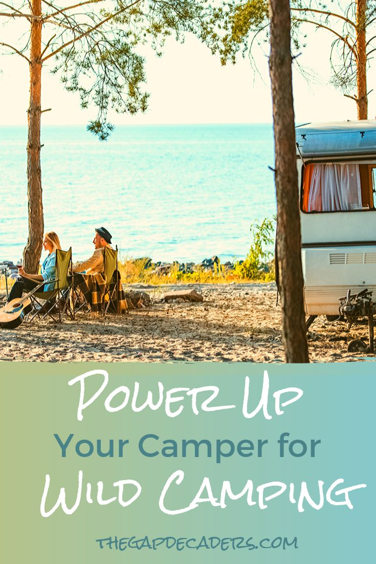 How do I charge my phone wild camping? Can I use a ...