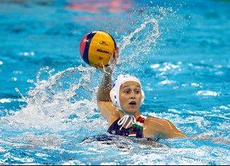 Ortiz Reyes, Matilde - Water Polo - Spain - Women - Women's Classification 5th-8th Place - Olympic Aquatics Stadium