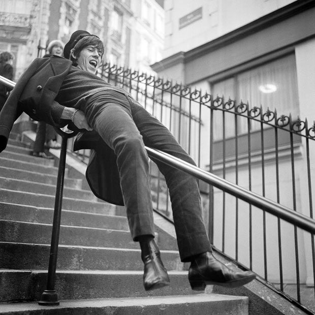 Keith Richards: the life and times of the Rolling Stones guitarist in pictures.
